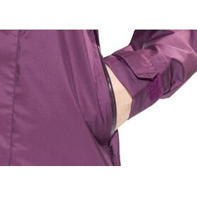 Bergans Super Lett Jacket Ladies Plum